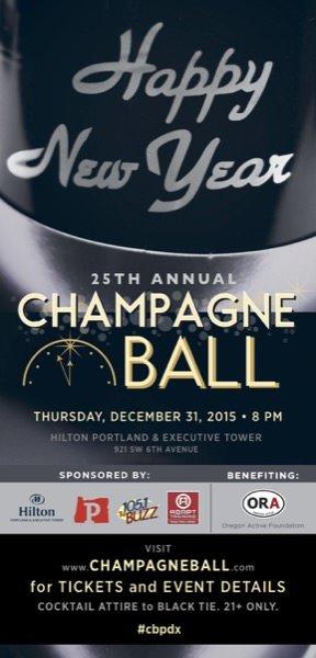 Champagne Ball 2015 -2016