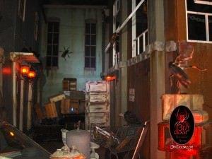13th Door Haunted House