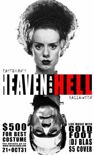 Heaven & Hell @ EastBurn