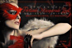 Masquerade-Ball 2015 portland