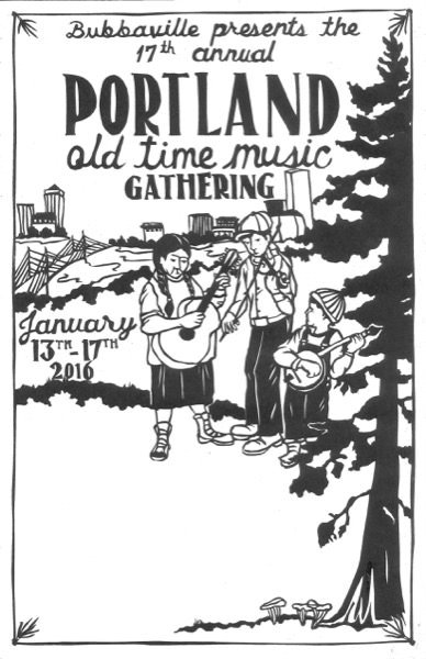 Old Time Music Fest 2016
