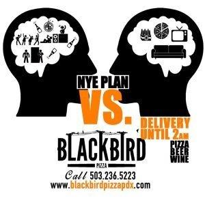 NYE Blackbird