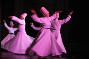 Sema of the Path of Love, the Ceremony of the Whirling Dervishes with a Turkish Sacred Music Concert