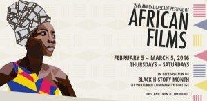 Cascade Festival of African Films