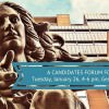 Candidates forum for Arts & Culture