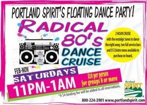 Radical 80s Dane Cruise 2016