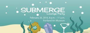 The Freshwater Trust Submerge Lounge Party