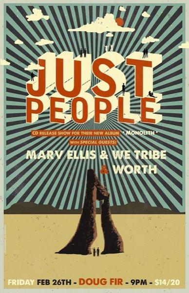 Just People @ Doug FIr Lounge