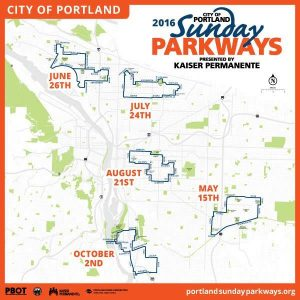 Sundays Parkways