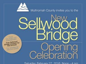 Sellwood Bridge Evet