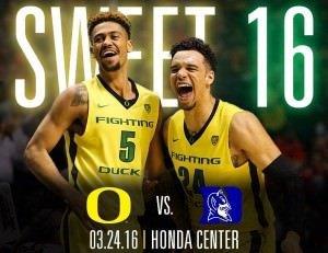 Oregon Sweet 16