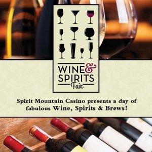 Spirit Mountain Spring Wine & Spirits Fair