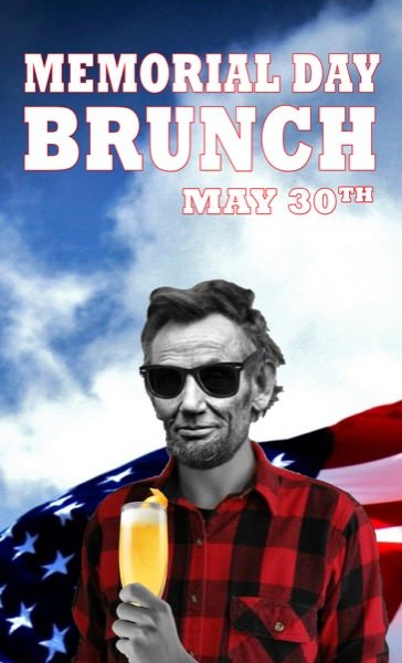 Memorial Day Brunch 2016