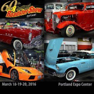 Portland Roadster Show Portland Expo See The Works Of - Portland expo car show