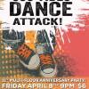 80s Video Dance Attack 2016 Anniversary
