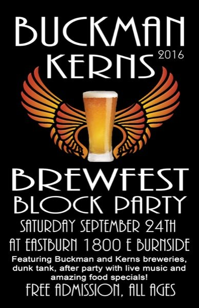 Bcukman Kerns Beerfest