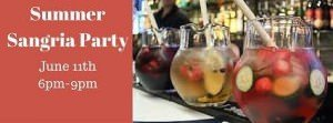Summer Sangria Party -