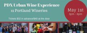 PDX Urban Wine Experience 2016 @ Seven Bridges Winery