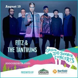 Fitz & The Tantrums: Get Right Back Summer Tour
