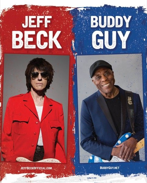 Jeff Beck & Buddy Guy @ Maryhill Winery Summer Concerts 2016