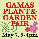 Camas Plant Garden Fair