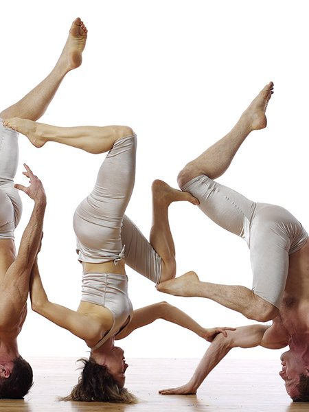 Dance: Performances by BodyVox @ Columbia Center for the Arts