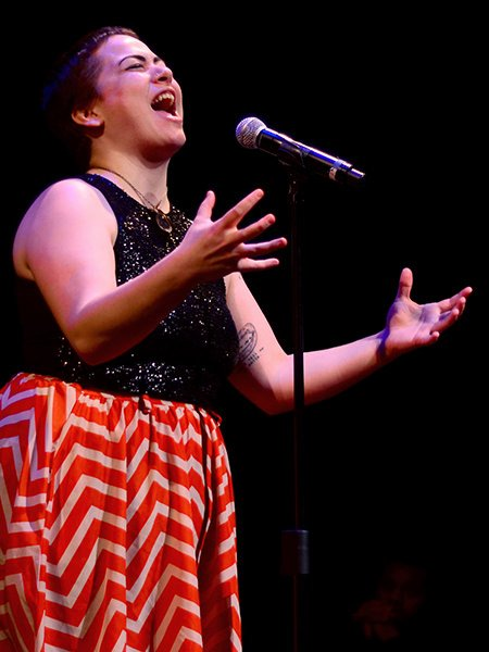 Performance: Portland Poetry Slam @ Columbia Center for the Arts