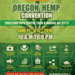 Oregon Hemp Convention 2016
