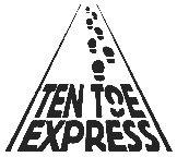 10 toe Express walks