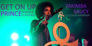 Get on Up Prince