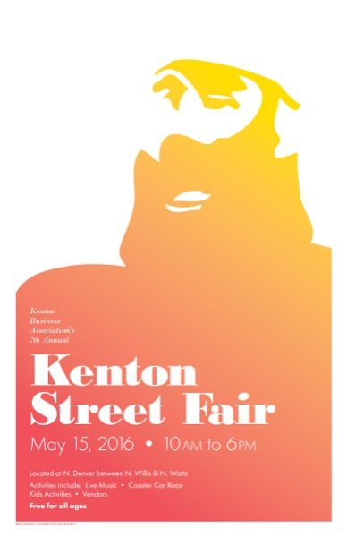Kenton Street Fair 2016