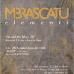 Mbrascatu Album Release Party with Luz Elena Mendoza