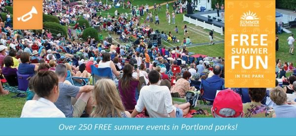 Washington Park Summer Festival 2016