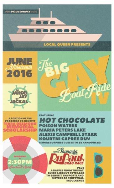 Big Gay Boat Ride