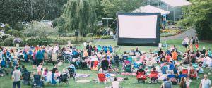 Oregon Garden Movies