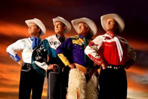 "Riders In The Sky: ""King of the Cowboys! Riders In the Sky Salute Roy Rogers!"""