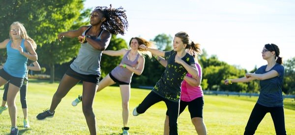 Fitness in the Parks