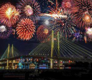 Portland Fireworks Cruise