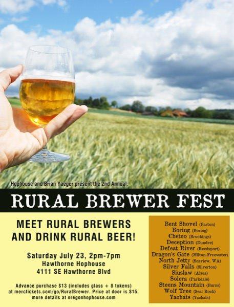 Rural Brewer Fest