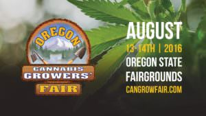 Oregon Cannabis Growers Fair