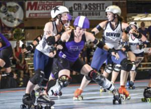 Rose City Rollers august 2016