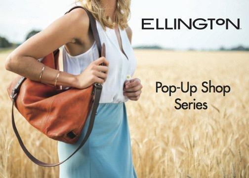 Ellington Pop Up Shop
