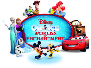 DISNEY ON ICE presentsWORLDS OF ENCHANTMENT