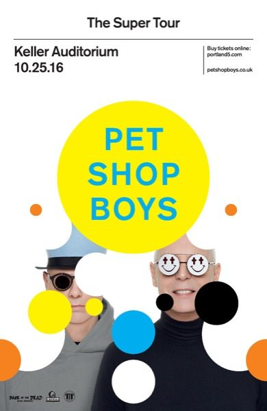 Pet Shop Boys_Show Poster