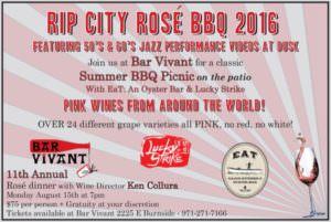 Rose City Dinner BBQ