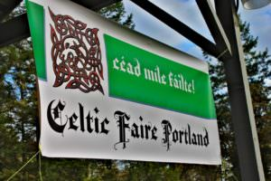 Portland celtic faire