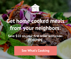 Eat Like Family w/ Josephine! | Get Home Cooked Meals from Your Portland Neighbors
