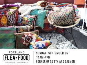 Portland Flea + Food: 5 year anniversary! in SE Portland