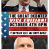 The Great Debate Vice Edition