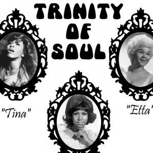 SOUL STEW with DJ AQUAMAN AND FRIENDS Trinity of Soul